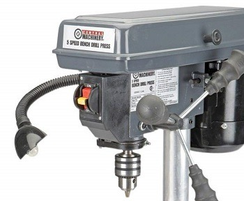 5 Speed - 8 Bench Mount Drill Press review