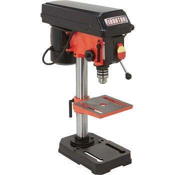 Ironton Benchtop 8 Inch 5 Speed Drill Press