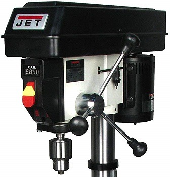 Jet 12 Inch Benchtop Drill Press review