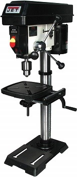 Jet 12 Inch Benchtop Drill Press