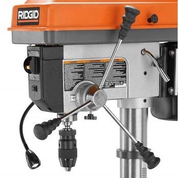 Ridgid R1500 15 Inch Drill Press review