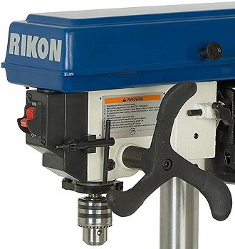 Rikon 8-Inch Drill Press review