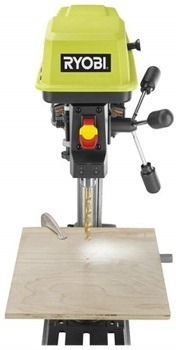 Ryobi DP103L 10 Inch Bench Drill Press review