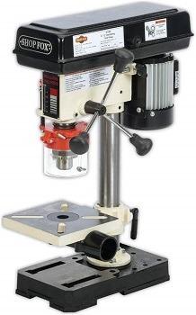 Shop Fox W1667 8.5 Inch Benchtop Oscillating Drill Press