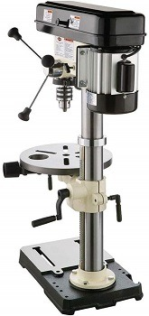 Shop Fox W1668 Benchtop Oscillating Drill Press review