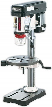 Shop Fox W1668 Benchtop Oscillating Drill Press