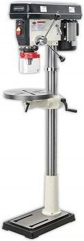 Shop Fox W1680 1 HP 17-Inch Floor Model Drill Press