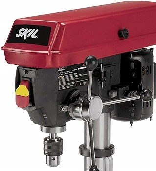 Skil 3320 10 Inch Benchtop Drill Press review