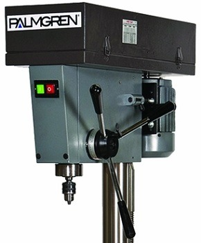 The Palmgren 12-Speed Floor Drill Press review