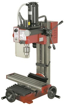 Central Machinery 2 Speed Benchtop DrillMill Machine