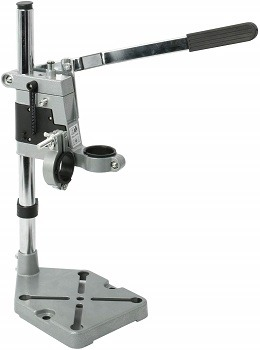 Double Holes Adjustable Electric Drill Press Stand