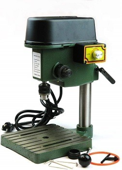 Euro Tool Small Benchtop Drill Press review