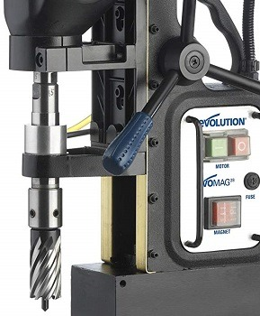 Evolution Power Tools EVOMAG28 1-18 Magnetic Drill review