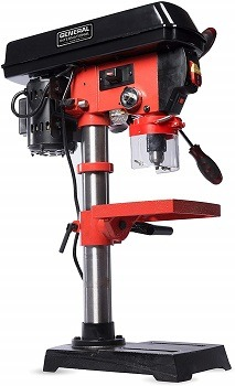 General International DP2002 10 Inch 5 Speed Drill Press review