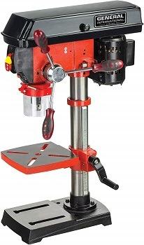 General International DP2002 10 Inch 5 Speed Drill Press