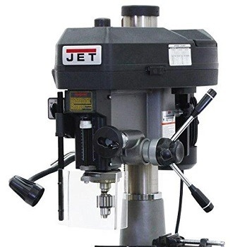 JET JMD 18 1 Phase MillingDrilling Machine review