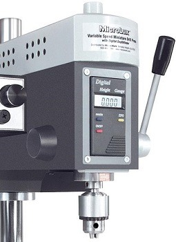MicroLux Benchtop Variable Speed Mini Hobby Drill Press review