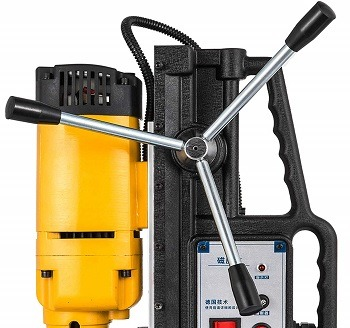 Mophorn 1200W Magnetic Drill Press review