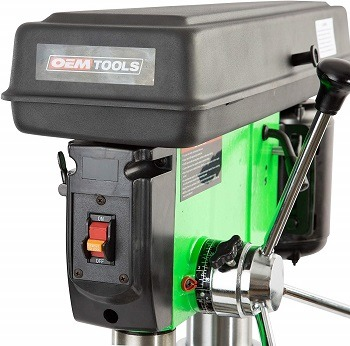 OEM TOOLS 24992 15 Inch Floor Drill Press review