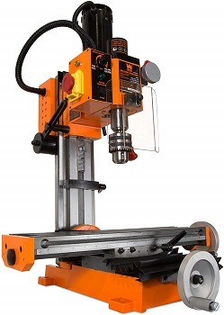 WEN 33013 Variable Speed Benchtop Milling Machine review